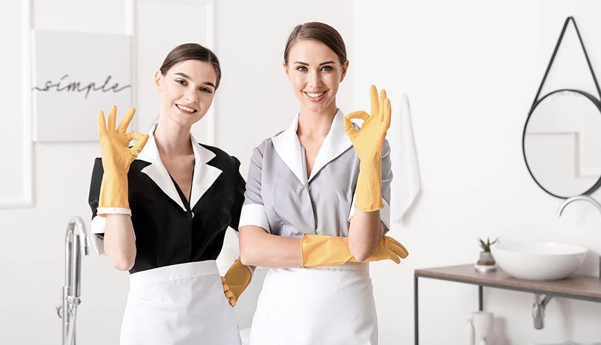 Housekeeping: ottimizzare le prestazioni del personale