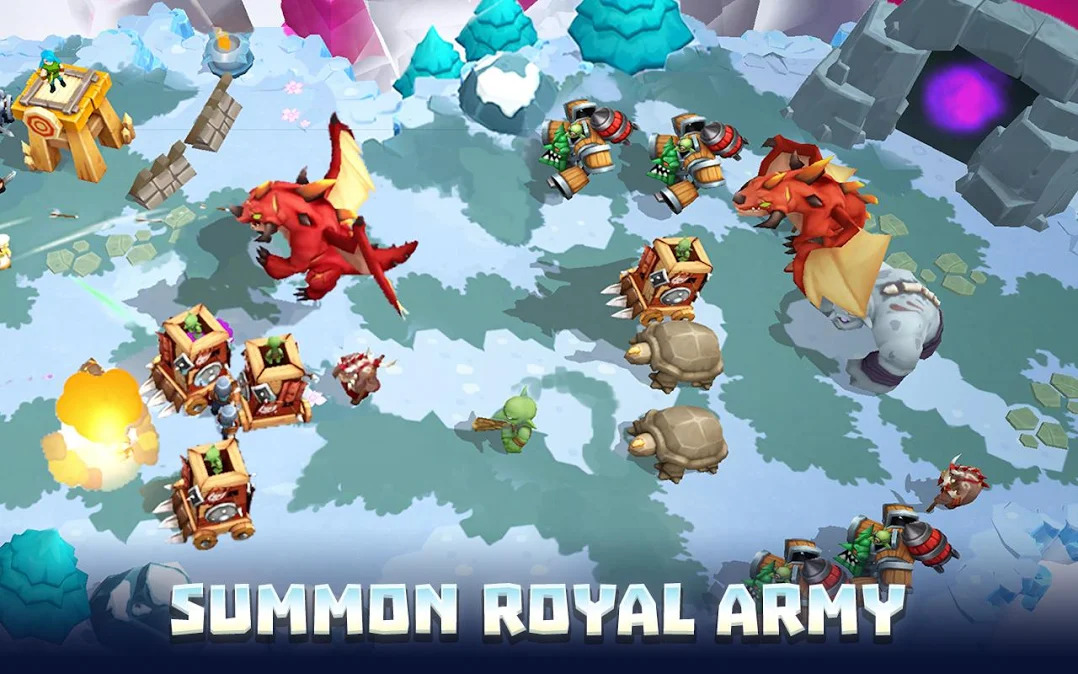 Summon Revolt screenshot