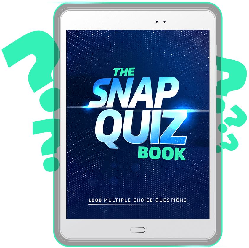 Snap Quiz ebook