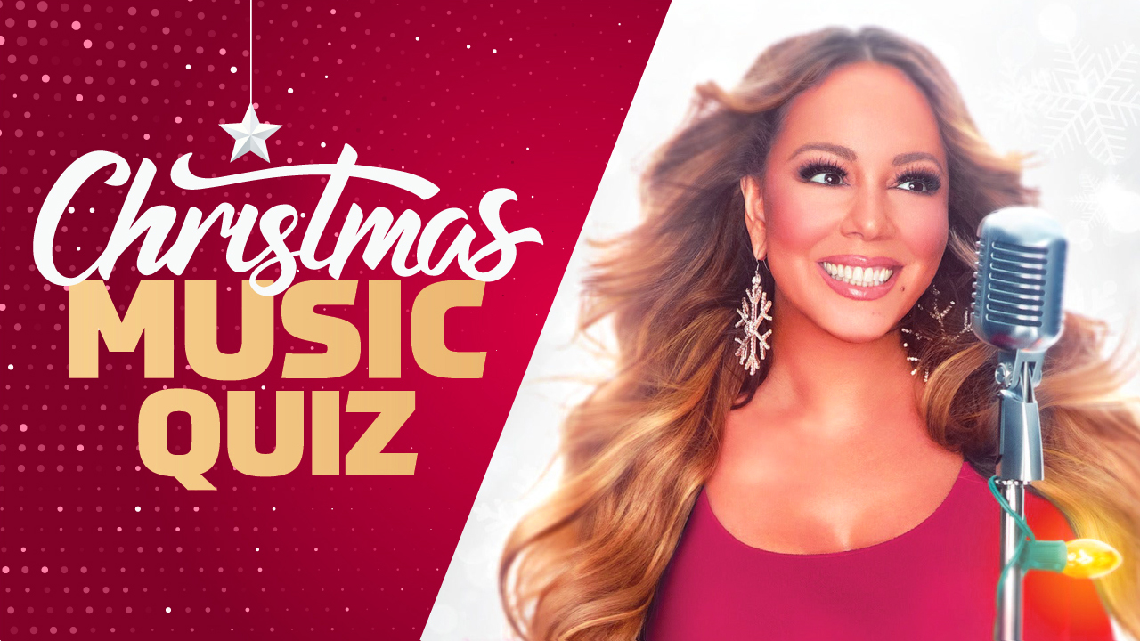 Family Christmas Song Quiz: Music quiz clips
