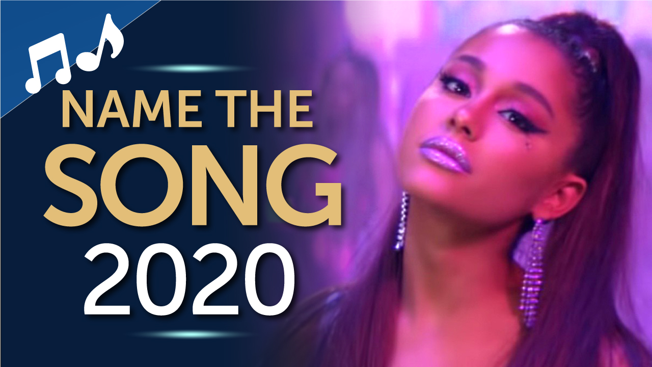 Name the song quiz 2020: Music quiz clips