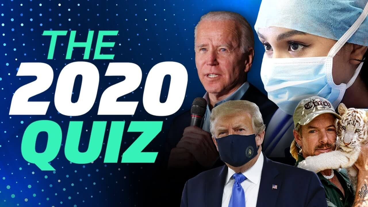 2020 News Quiz of the year