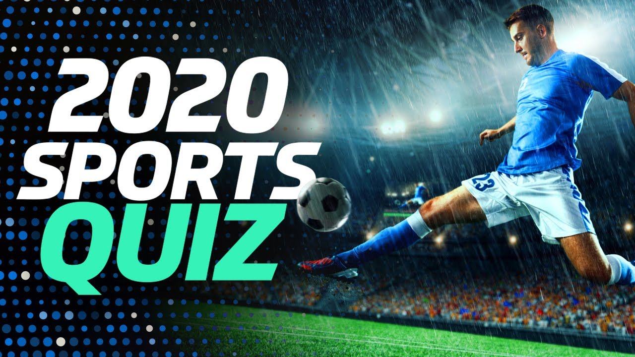 2020 Sports Quiz of the year