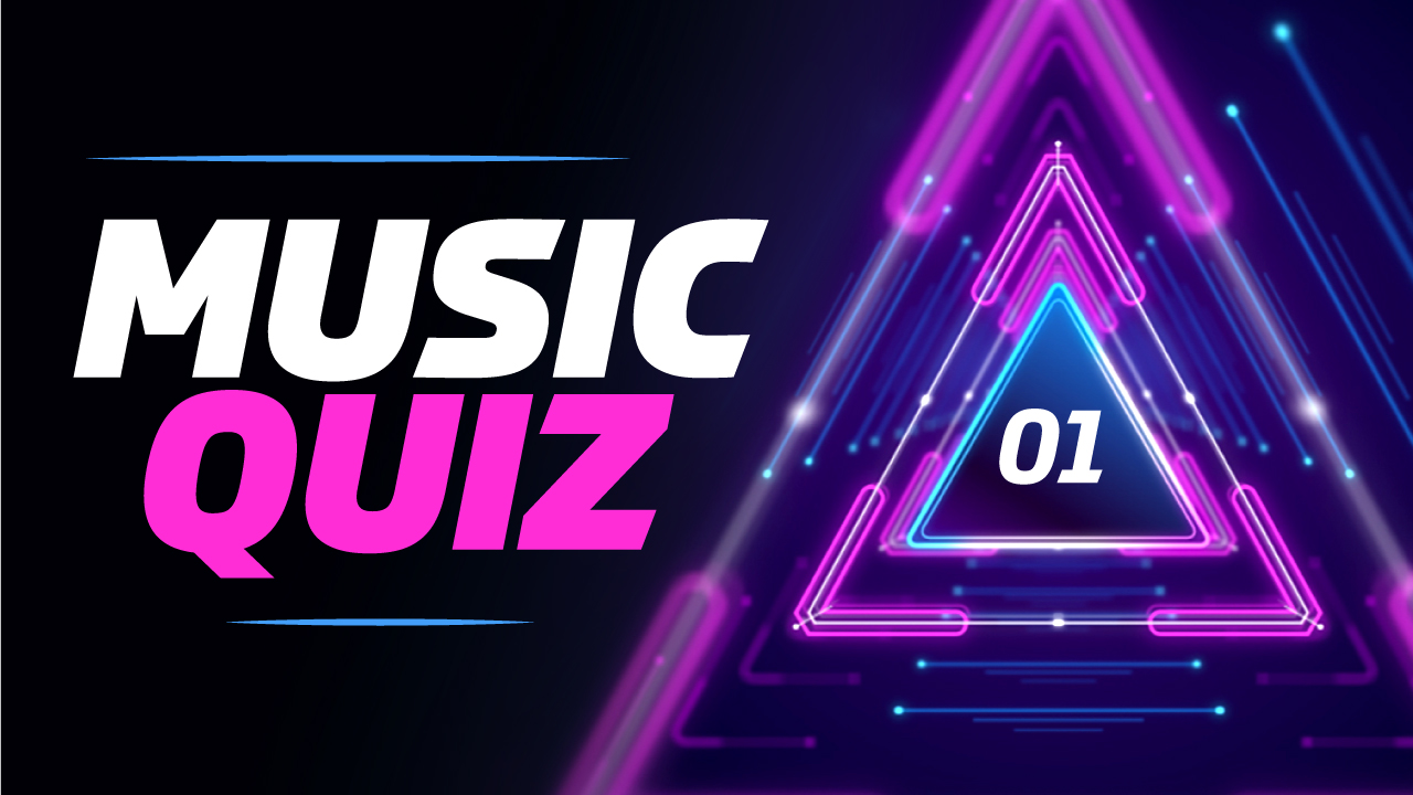 Music Quiz | Guess the song with sound clips
