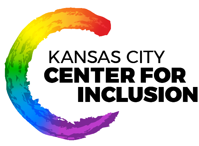 Kansas City Center for Inclusion Logo with Black Text