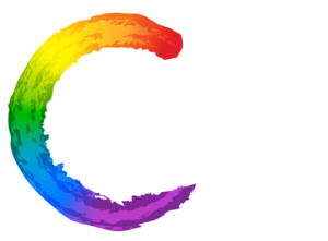 KCCI Logo with white text