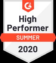 G2 Summer Badge