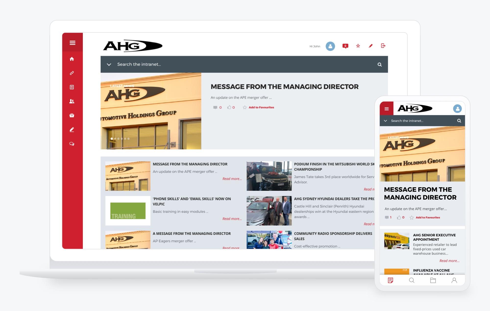 Automotive Holdings Group Ltd (ASX: AHG)