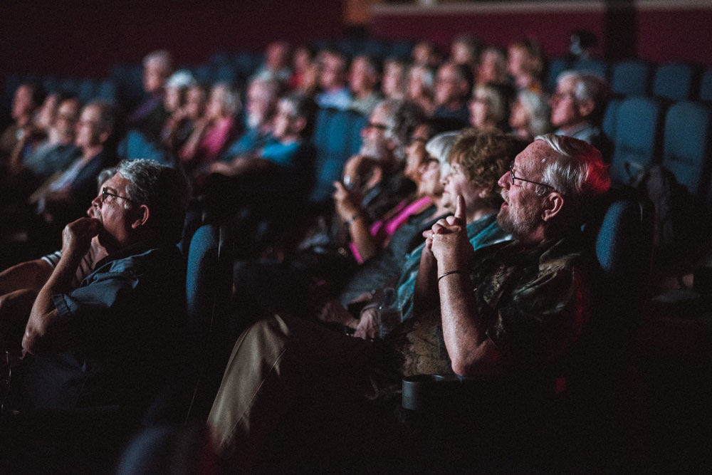 why you should go early to the movies