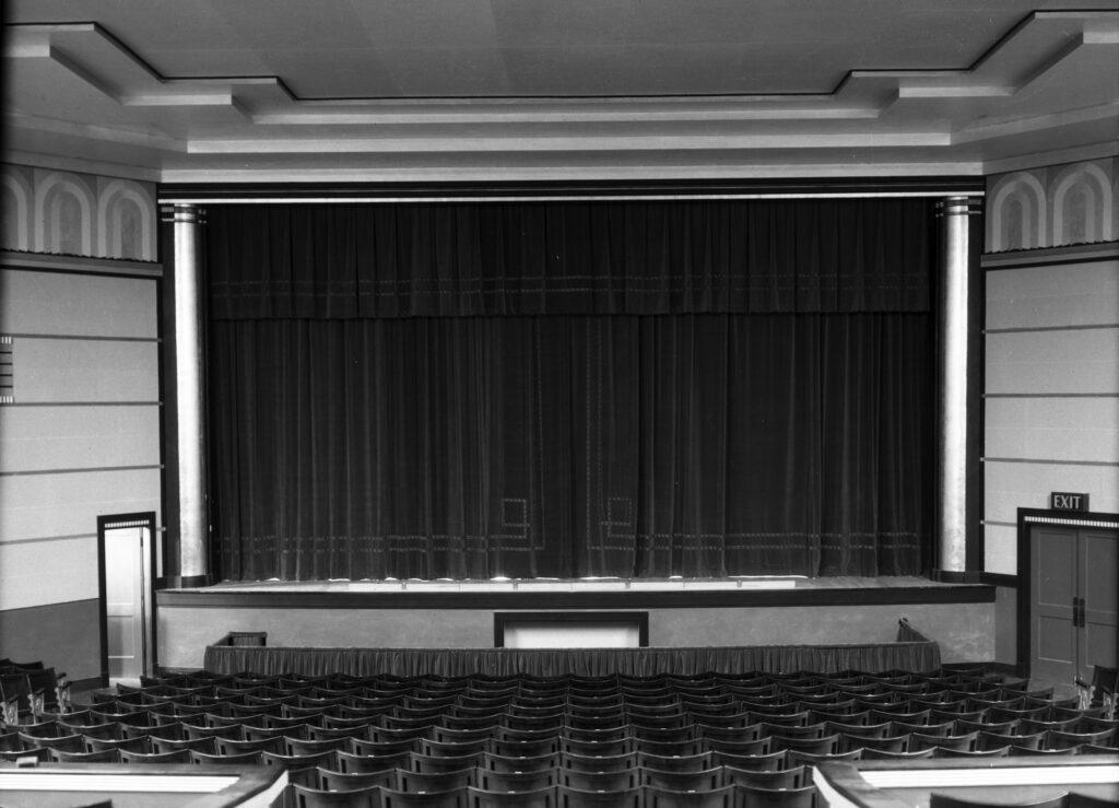 The Civic Theatre ICIP grant