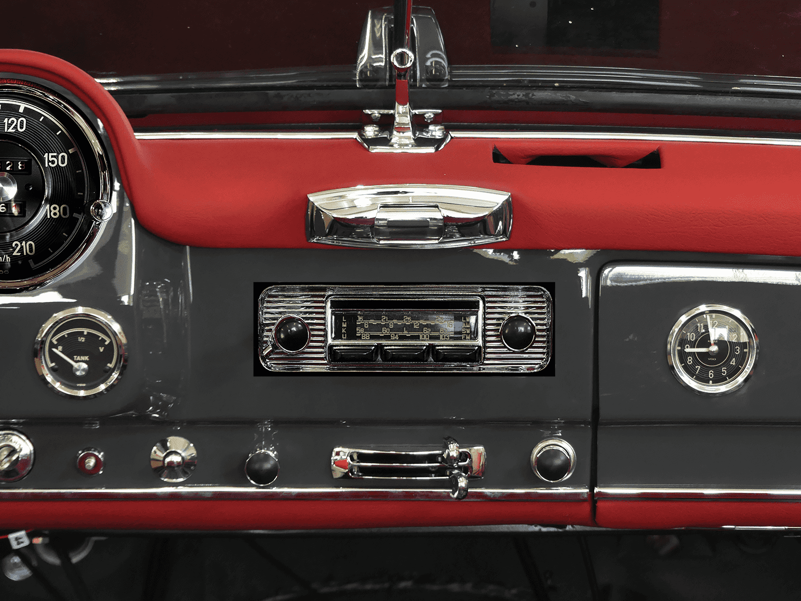 Oldtimer Classic 190SL