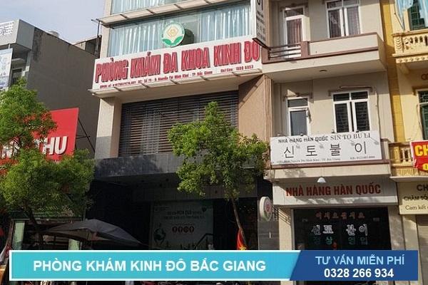 Phòng khám đa khoa Kinh Đô