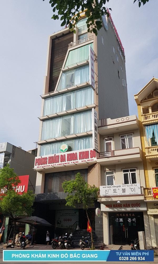 Phòng khám Kinh Đô Bắc Giang