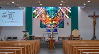 Funeral service in Catholic Church