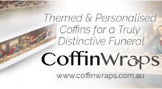coffinwraps sydney