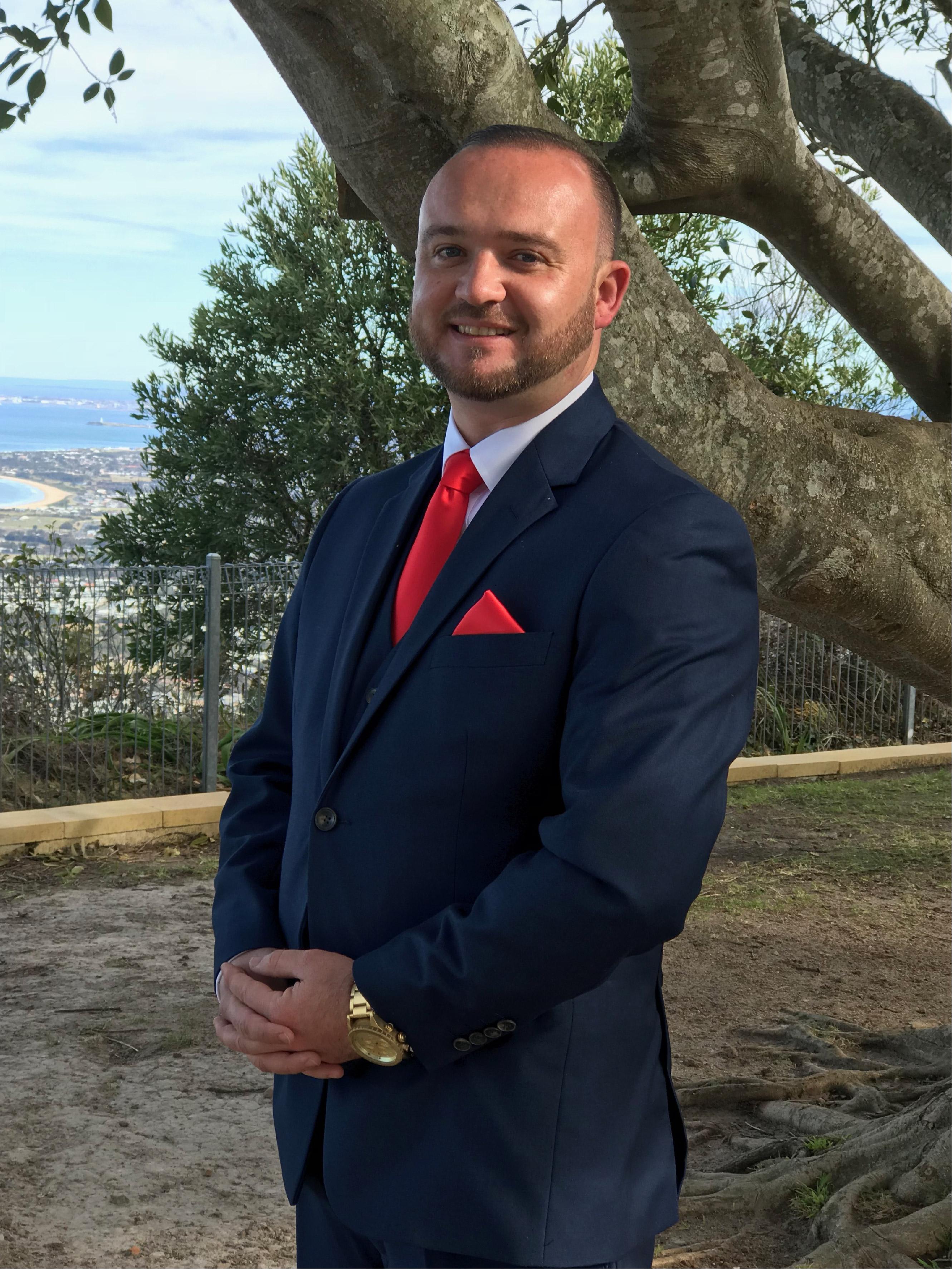 Luke Ziegeler Funeral Director
