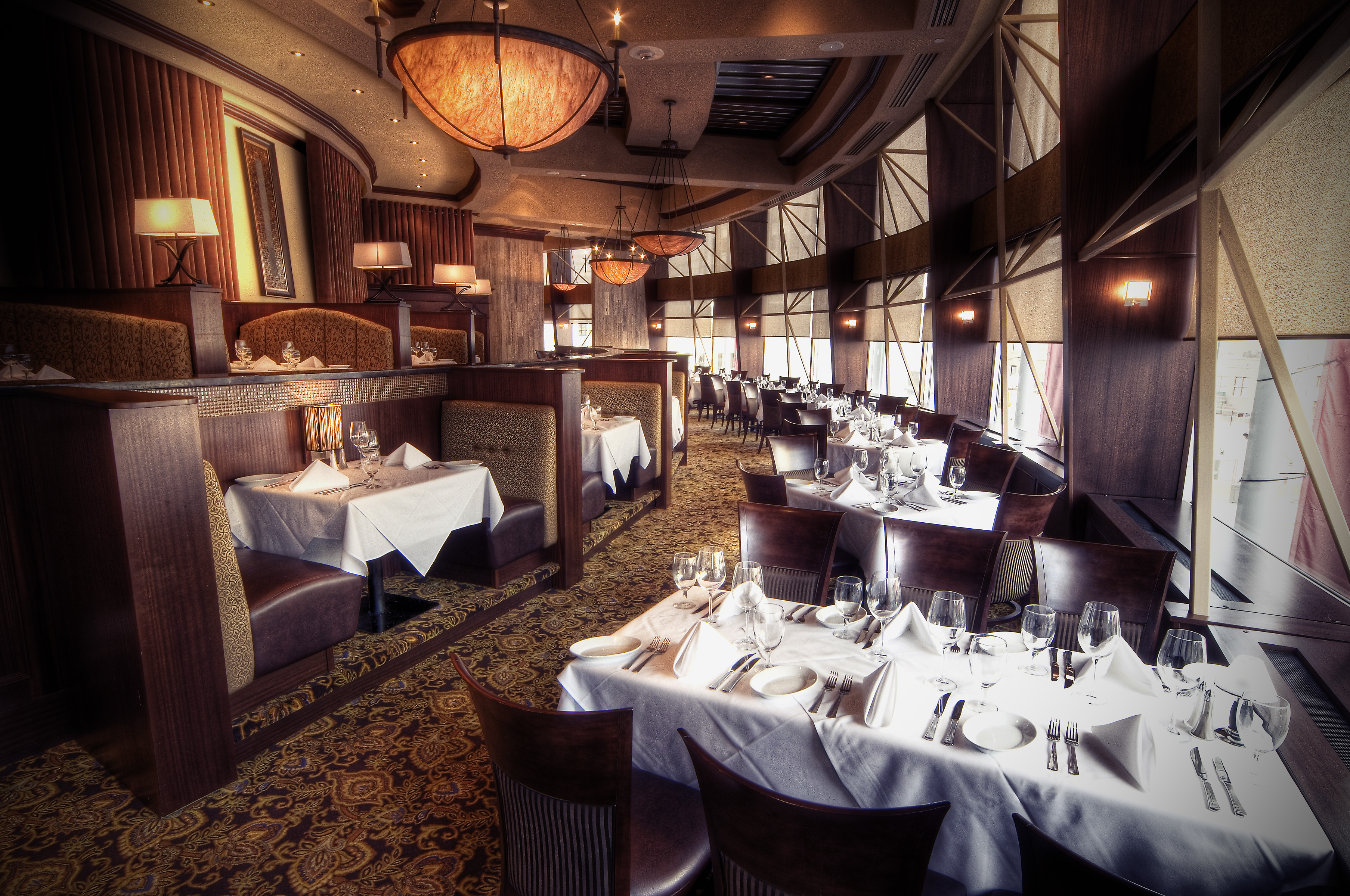 Ruth's Chris Steakhouse Realizes Big Gains From Business Intelligence On the Customer Survey.