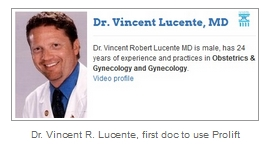 Dr. Vincent Lucente