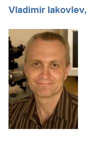 Dr. Vladimir Iakovlov, Pathologist
