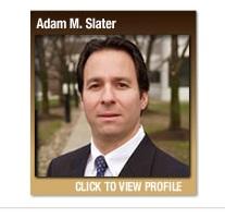 Adam Slater, Mazie, Slater