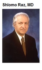 Dr. Shlomo Raz, UCLA Urology