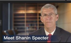 shanin specter kline specter
