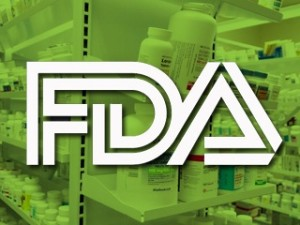 FDA logo green background 240