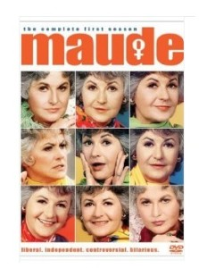 Maude, the tv show NOT the FDA
