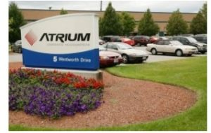 atrium building
