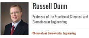 russell dunn professor at vanderbilt for plaintiffs