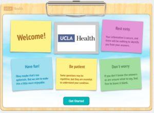 autoimmune registry page one