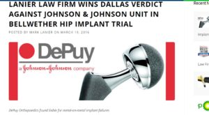 DePuy from Lanier Law
