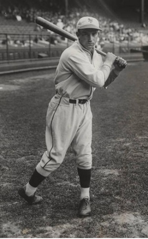 Harry Rosenberg, NY Giants, 1930