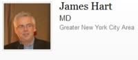 Dr James Hart, Ethicon
