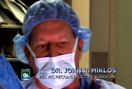 Dr. John Miklos