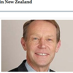 Dr. Paul Hutchison, NZ Health Select Committee