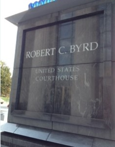 Byrd Federal Courthouse, Charleston WV