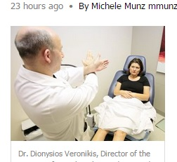 dr v article