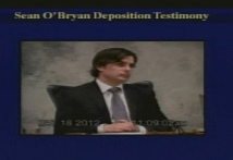 Sean O'Bryan from Linda Gross trial