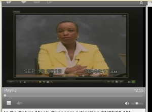 Dr. Charlotte Owens, Courtesy Courtroom View Network