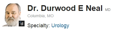 dr durwood neal urology   columbia mo