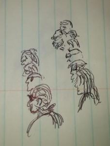 jurors in Budke v Ethicon, anonymous artist