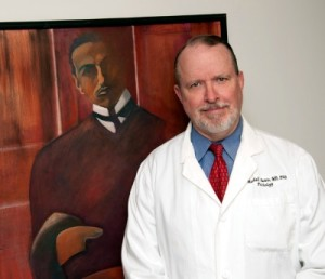 Dr. Marshall Austin, M.D. PhD