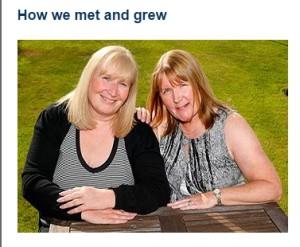 Elaine and Olive, Scottish Mesh Survivors