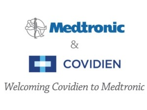 covidien and medtronic logo