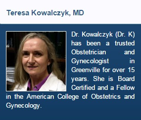 Dr. Kowalczyk, implanting physician