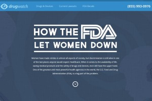 How the FDA let women down cover