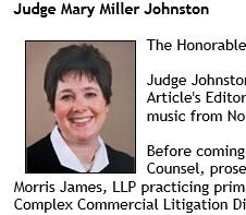 judge johnstone