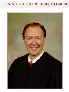 Justice Robert Fillmore, Fifth Court of Appeals, Texas