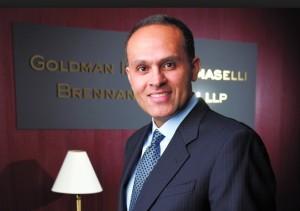 Tarek Ismail, attny for J&J